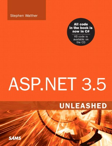 ASP.Net 3.5 Unleashed [With CDROM] 9780672335648