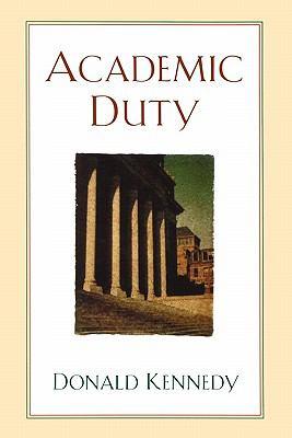 Academic Duty 9780674002234