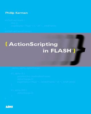 Actionscripting in Flash 9780672320781