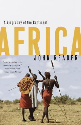 Africa: A Biography of the Continent 9780679738695