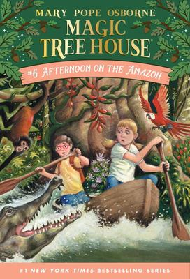 Afternoon on the Amazon 9780679863724