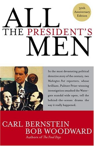All the President's Men 9780671894412