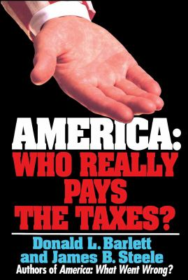 America: Who Really Pays the Taxes? 9780671871574