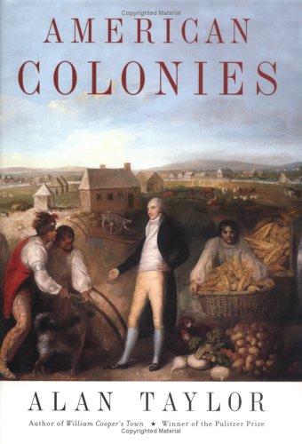 American Colonies 9780670872824