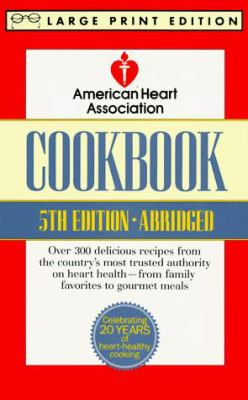 American Heart Association Cookbook 9780679429203