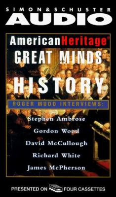 American Heritage's Great Minds of American History 9780671043841