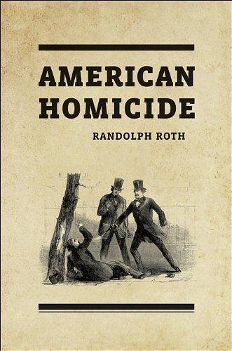 American Homicide 9780674035201