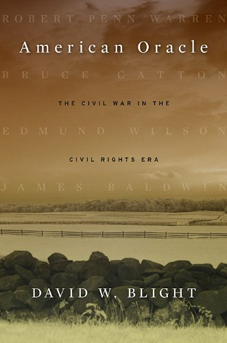 American Oracle: The Civil War in the Civil Rights Era 9780674048553