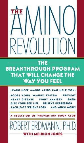 Amino Revolution 9780671673598