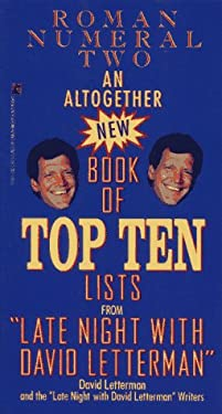 An Altogether New Book of Top Ten Lists 9780671749019