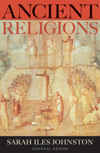 Ancient Religions by Sarah Iles Johnston - Reviews, Description ...