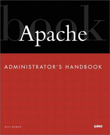 Apache Administrators Handbk 9780672322747