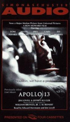 Apollo 13 (Lost Moon Movie Tie-In) 9780671535438