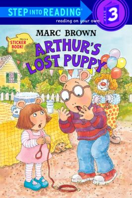 Arthur's Lost Puppy 9780679984665