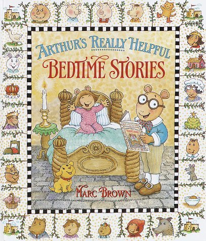 Arthur's Really Helpful Bedtime Stories 9780679984689