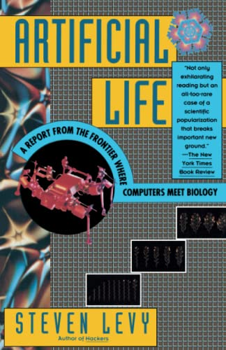 Artificial Life: A Report from the Frontier Where Computers Meet Biology 9780679743897
