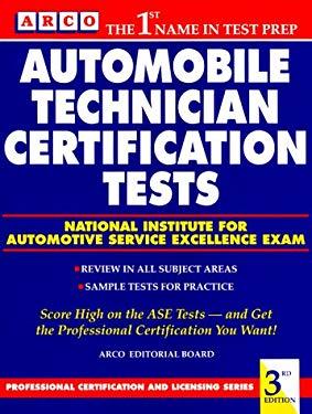 Auto Tech Cert 3e 9780671870713