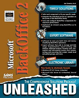 BackOffice Unleashed, with CD-ROM 9780672308161