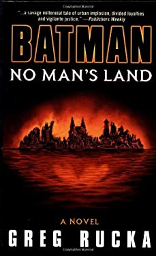 Batman: No Man's Land 9780671774554
