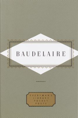 Baudelaire: Poems 9780679429104