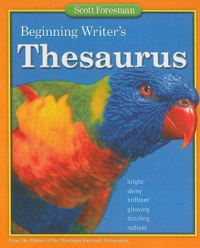 Beginning Writer's Thesaurus