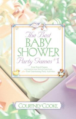 Best Baby Shower Party Games & Activities #1 9780671576059