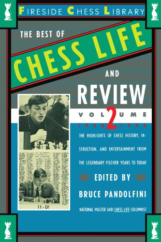 Best of Chess Life and Review, Volume 2 9780671661755
