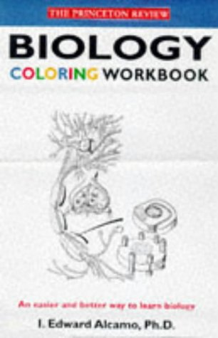 Biology Coloring Workbook 9780679778844