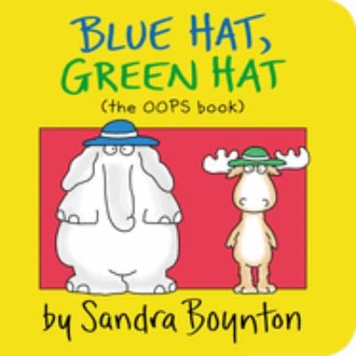 Blue Hat, Green Hat 9780671493202