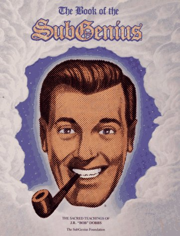 Book of the Subgenius 9780671638108