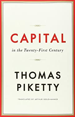 Capital in the Twenty-First Century 9780674430006