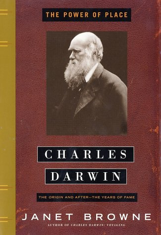 Charles Darwin: The Power of Place 9780679429326