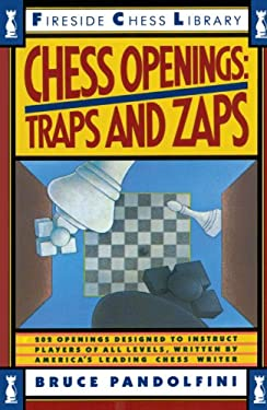 Chess Openings: Traps and Zaps 9780671656904