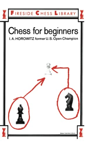 Chess for Beginners 9780671211844