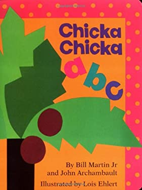 Chicka Chicka ABC 9780671878931