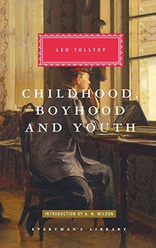 Childhood, Boyhood and Youth 9780679405788