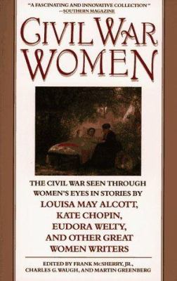 Civil War Women 9780671702489