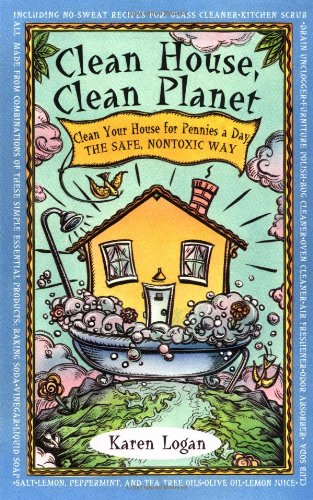 Clean House Clean Planet 9780671535957