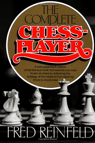 Complete Chess Player 9780671768959