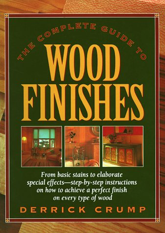 Complete Guide to Wood Finishes 9780671796693
