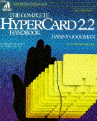 Complete HyperCard 2.2 Handbook 9780679791225