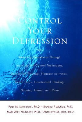 Control Your Depression, REV'd Ed 9780671762421