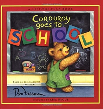 Corduroy Goes to School 9780670035144