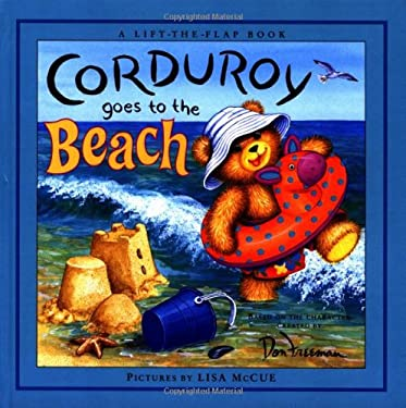 Corduroy Goes to the Beach 9780670060528