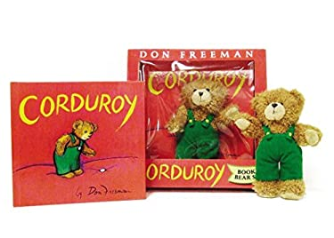 Corduroy [With Plush Bear] 9780670063420