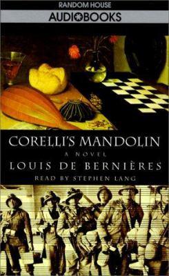 Corelli's Mandolin 9780679437932
