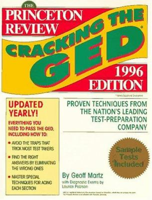 Cracking the GED 96 Ed 9780679764649