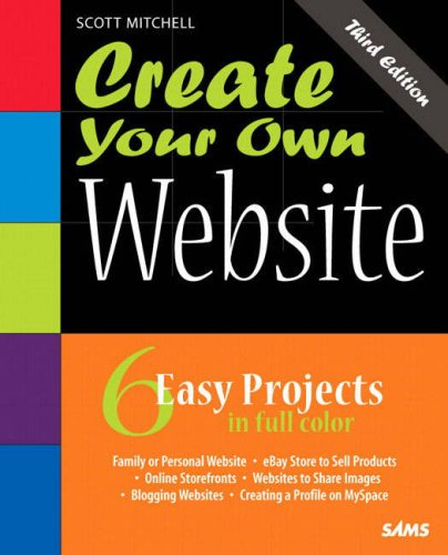 Create Your Own Website [With CDROM] 9780672329265