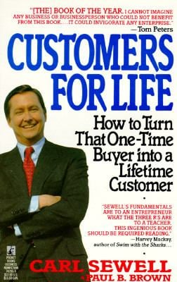 customers for life by carl sew This is the beating heart of our globally successful family company a great drive  for innovation, huge production power and close proximity to our customers are.