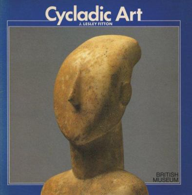 Cycladic Art 9780674180352